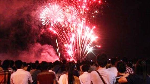 Nhiều địa phương tại ĐBSCL sẽ bắn pháo hoa mừng Tết Mậu Tuất 2018
