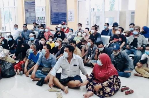 Nhóm 61 người nhập cảnh trái phép từ Campuchia vào địa bàn tỉnh An Giang