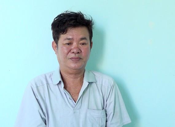 Đối tượng Võ Thanh Tùng