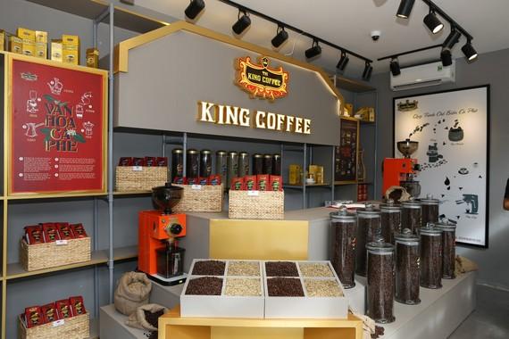 King Cofee ra mắt nhiều dòng sản phẩm
