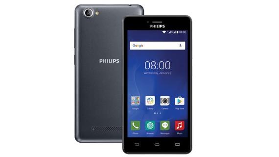 Philips S326 hỗ trợ 4G trên cả 2 SIM