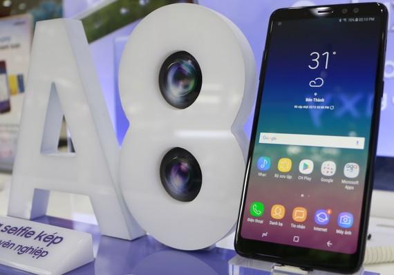 Bộ đôi Galaxy A8/A8+ đã lên kệ chính thức tại FPT Shop