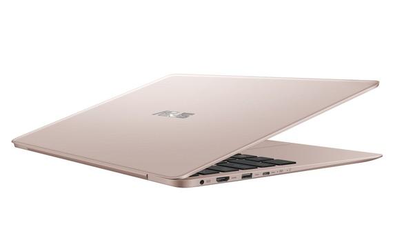 ZenBook 13, laptop siêu nhẹ, siêu mỏng, siêu mạnh của ASUS