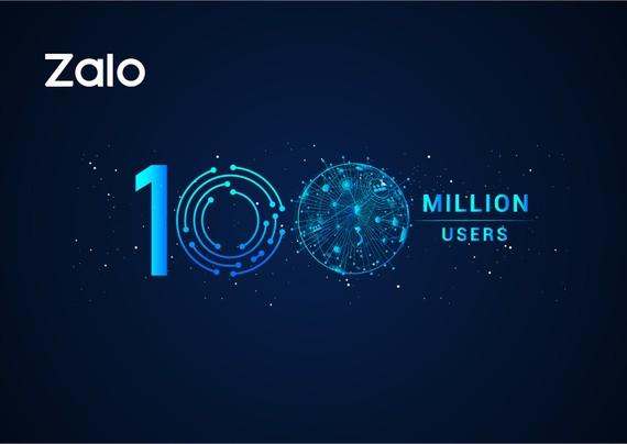 100 triệu người dùng là con số đáng ghi nhận với Zalo