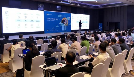 Azure Summit 2018 cho thấy AI không hề xa lạ