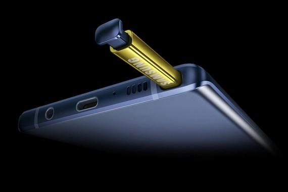 Note 9 với S Pen mới