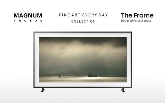 The Frame' phiên bản 2018 thêm hình ảnh từ Magnum Photos