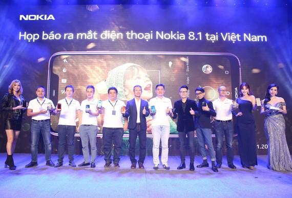 Nokia 8.1 chính thức ra mắt thị trường Việt Nam