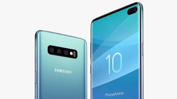 Galaxy S mới đã cho đặt hàng