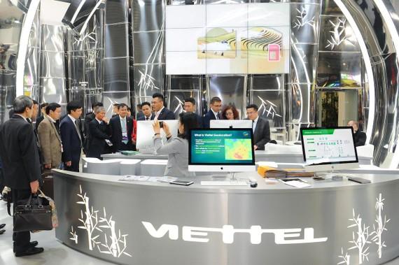 Sự hiện diện của Viettel tại MWC