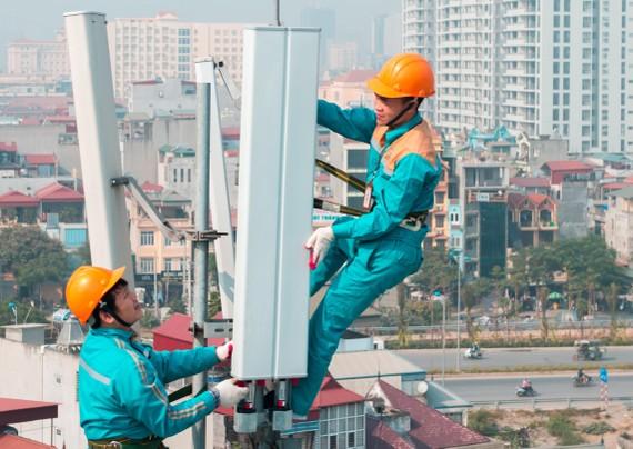 Viettel đã triển khai gần 50.000 trạm phát 4G
