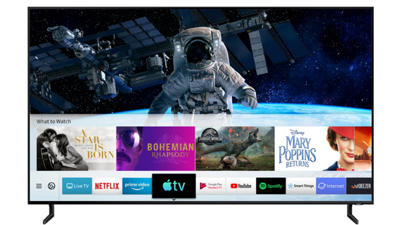 Ứng dụng Apple TV trên TV Samsung