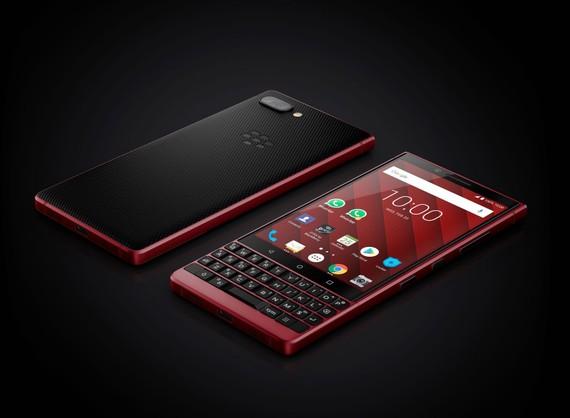BlackBerry KEY2 Red Edition về Việt Nam với số lượng có hạn