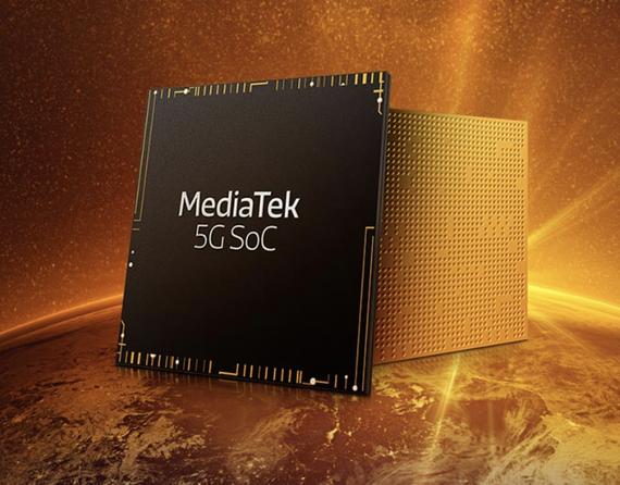 Vi xử lý 5G MediaTek