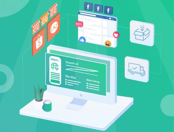 Sapo GO giúp bán hàng online hiệu quả hơn