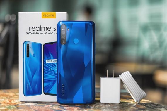 Nguyên bộ  Realme 5