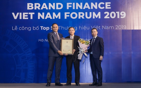 MobiFone nhận chứng nhận từ Brand Finance