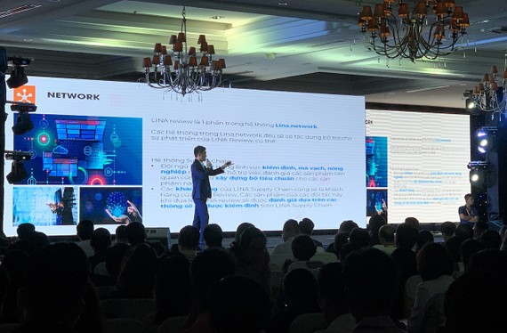 Lina Network giới thiệu về Lina Review