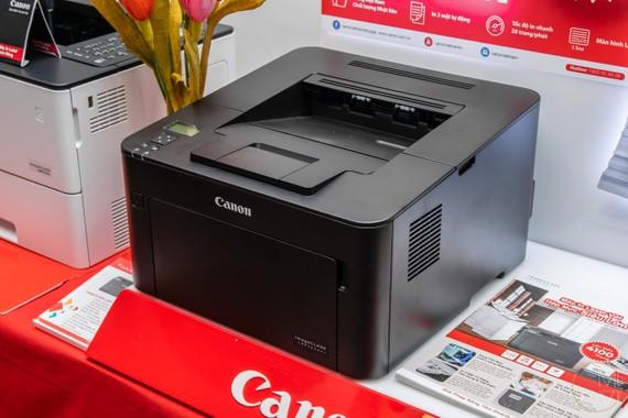 Canon LBP161dn+ là chiếc máy in laser với hộp mực siêu lớn