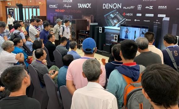 Triển lãm thiết bị nghe nhìn Việt Nam lần thứ 16 chính thức khai mạc tại TPHCM