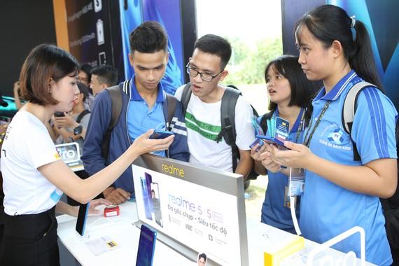 Realme tập trung vào giới trẻ, giới sinh viên