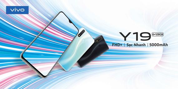 Vivo Y19 sắp ra mắt tại thị trường Việt Nam
