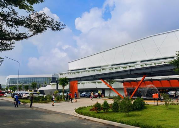 VNG Campus đã chính thức mở cửa, nơi làm việc lý tưởng, hiện đại