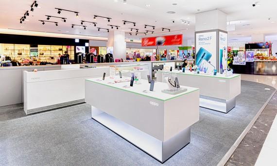OPPO khai trương cửa hàng trải nghiệm phiên bản 3.0 tại Sense City