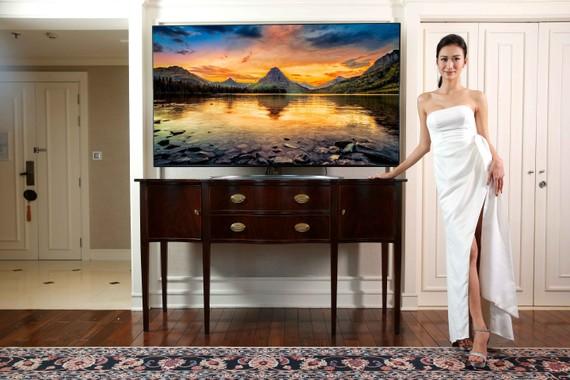 LG ra mắt mẫu TV NanoCell 8K, kích thước 75 inch tại thị trường Việt Nam