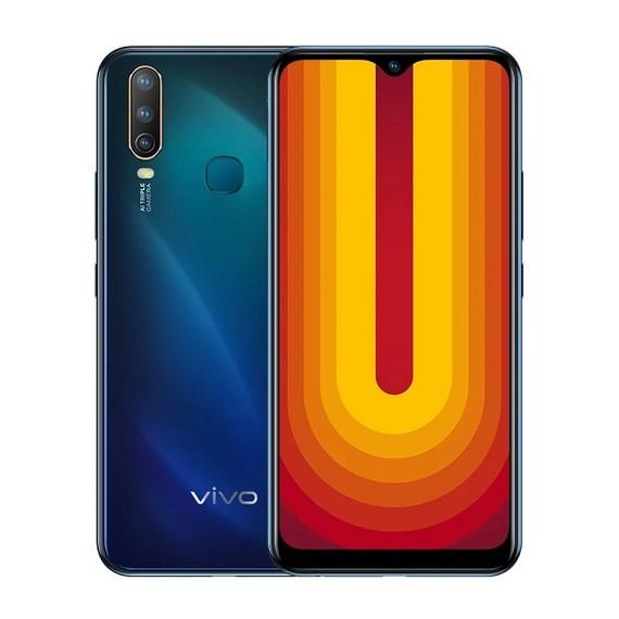 Vivo U10 được bán độc quyền tại Thế Giới Di Động