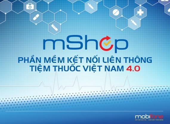 MobiFone triển khai ứng dụng mShop phần mềm kế toán và quản trị bán hàng