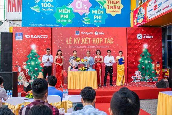 Hơn 20.000 sản phẩm tivi Sanco được bán tại Điện máy Xanh
