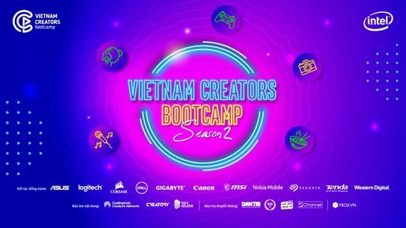 Ngày hội Vietnam Creator Bootcamp mùa 2 với sự đồng hành cùng LOGITECH
