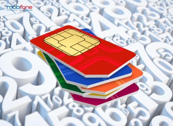 Với MobiFone, dễ dàng chọn SIM theo ý muốn