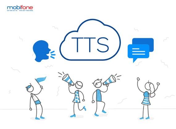 Công nghệ Text To Speech của MobiFone được ứng dụng rộng rãi