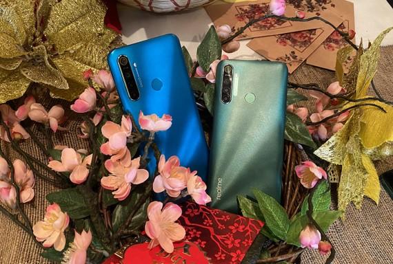 Realme 5i là sản phẩm mới thuộc dòng sản phẩm Series 5 của Realme