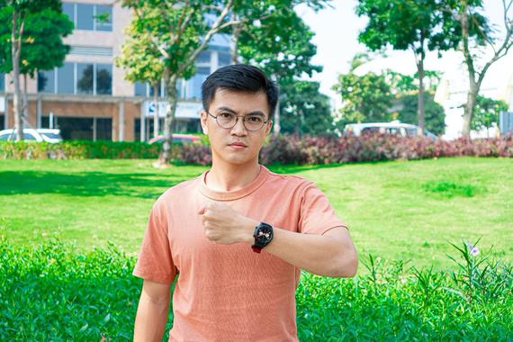 Nên lựa chọn thiết bị đeo như đồng hồ thông minh nếu bạn muốn nâng tầm thói quen luyện tập của mình
