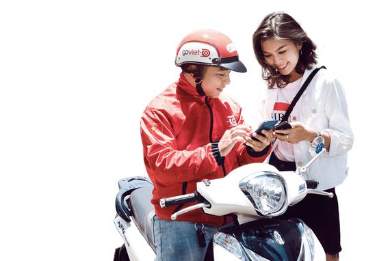 Tận dụng công nghệ, GoViet hướng đến sứ mệnh nâng cao chất lượng cuộc sống, cung cấp các dịch vụ thiết yếu, khởi tạo những giá trị xã hội tích cực
