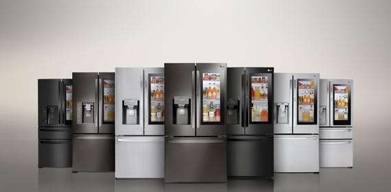 LG: Loạt sản phẩm điện tử gia dụng tích hợp tính năng diệt khuẩn, chống bụi