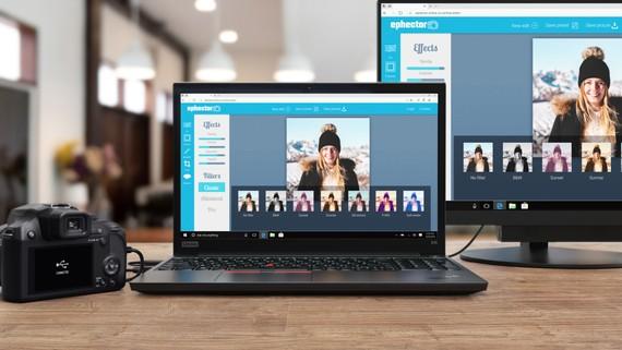 Nhiều nâng cấp đáng giá trên dòng Laptop ThinkPad E Series