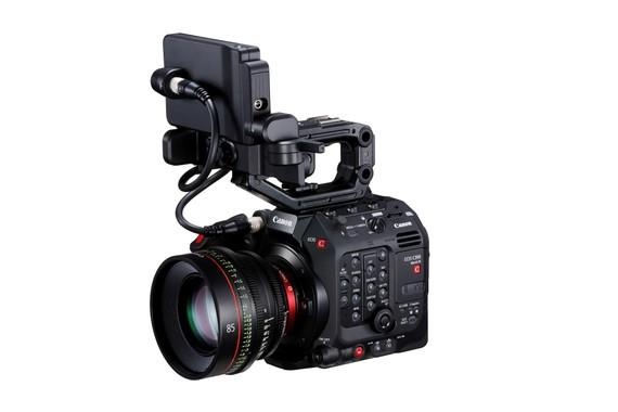 Canon EOS C300 Mark III: Trang bị cảm biến Dual Gain Output, quay phim4K/120p
