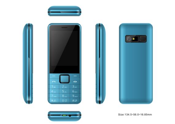 Mẫu Smart Feature Phone 4G - C85
