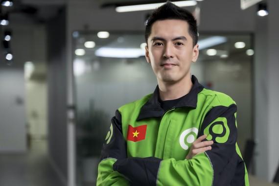 Ông Phùng Tuấn Đức,Tổng Giám đốc của Gojek Việt Nam