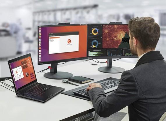 Lenovo đạt chứng nhận Linux cho các dòng máy trạm ThinkPad và ThinkStation