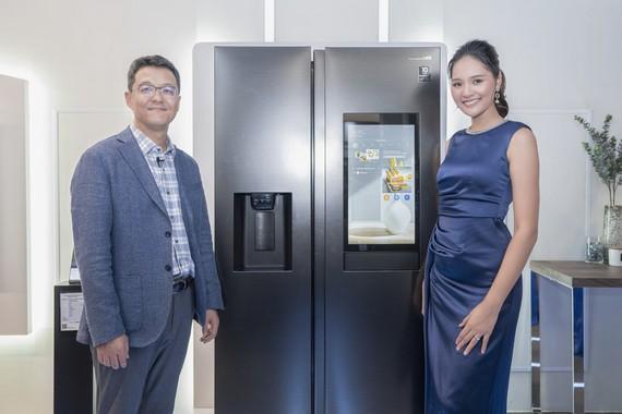 Tủ lạnh Samsung Family Hub đã bán tại VN