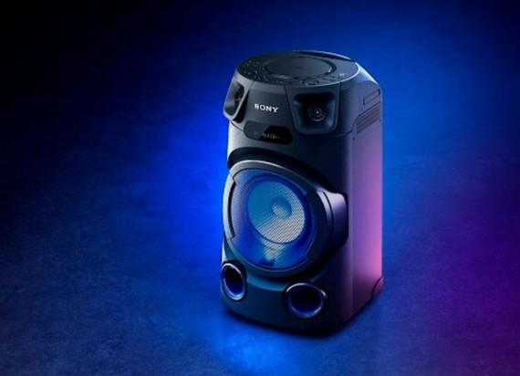 Sony giới thiệu dòng loa công suất cao MHC-V13 và MHC-V43D