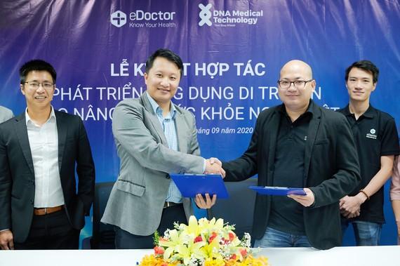 eDoctor hợp tác cùng DNA cung cấp dịch vụ phân tích di truyền chuẩn quốc tế