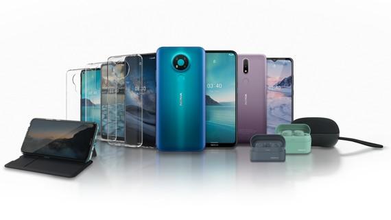 HMD Global giới thiệu loạt sản phẩm mới