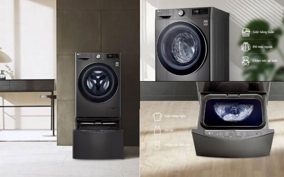 Máy giặt LG AI