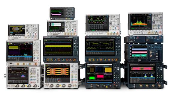 Dòng máy Infiniium EXR-Series của Keysight Technologies, Inc.